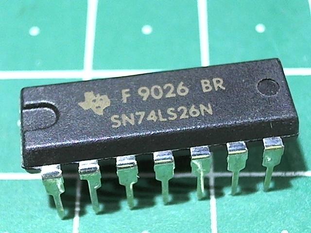 SN74LS26N (555ЛА11)