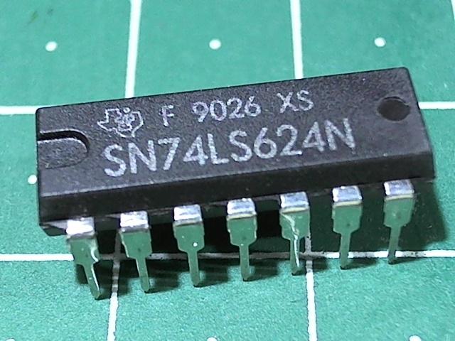 SN74LS624N (555ГГ6)