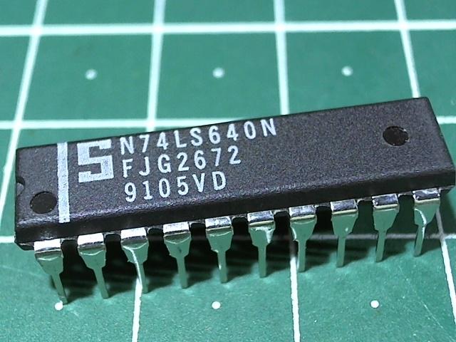 N74LS640N (555АП9)