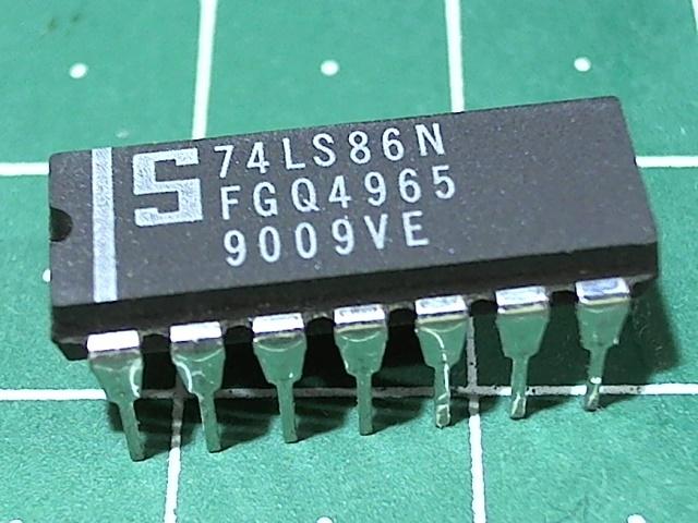 74LS86N (555ЛП5)