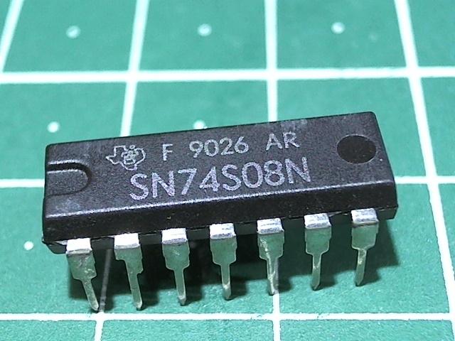 SN74S08N  (К531ЛИ1)