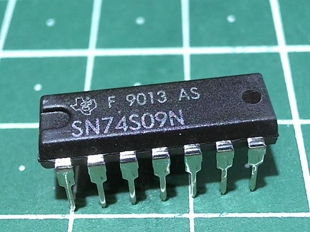 SN74S09N  (К531ЛИ2)