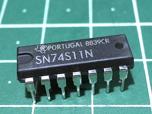 SN74S11N  (К531ЛИ3)