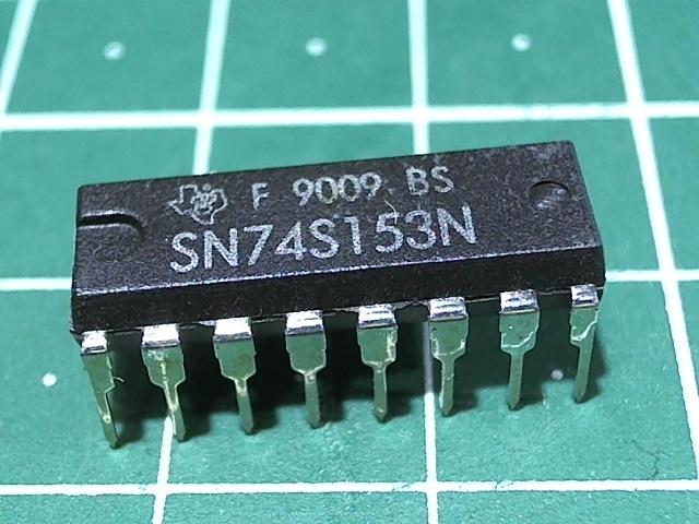 SN74S153N  (К531КП2)