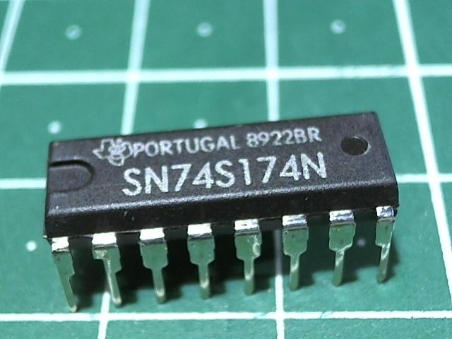 SN74S174N  (К531ТМ9)