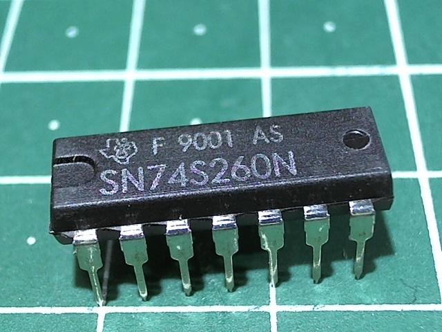 SN74S260N  (К531ЛЕ7)