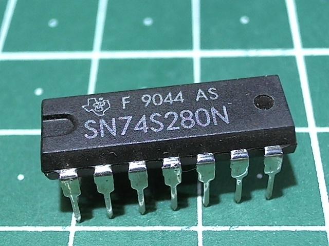 SN74S280N  (К531ИП5)
