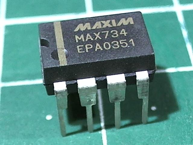 MAX734EPA
