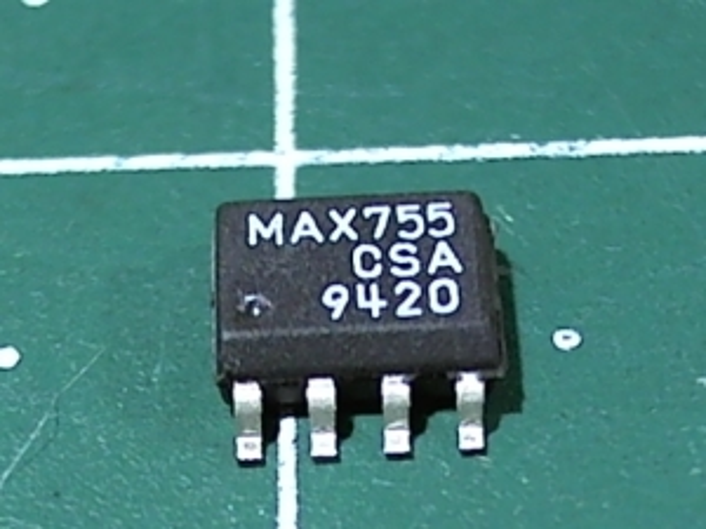 MAX755CSA