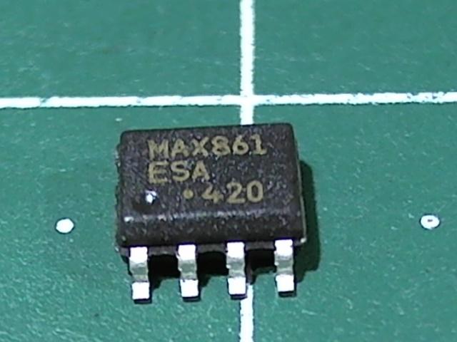 MAX861ESA