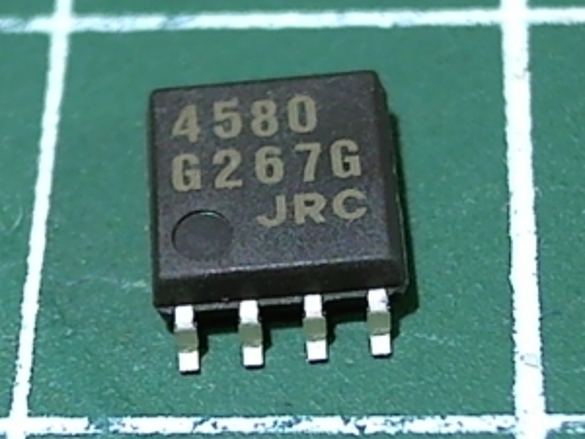 NJM4580M