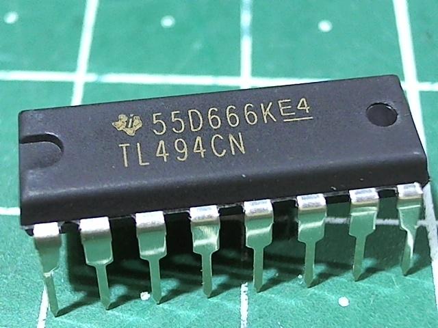 TL494CN (КР1114ЕУ4)