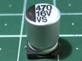 470мкФ 16В VS