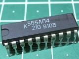 К555АП4 (74LS241)