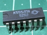 К555ЛП8 (74LS125)