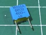 6800пкФ 400В 5% FKS-2