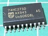 74HC273D
