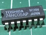 74HC05AP (1564ЛН2)