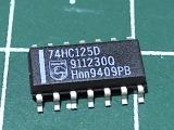 74HC125D (1564ЛП8)