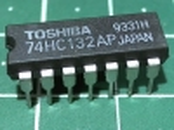 74HC132AP (1564ТЛ3)