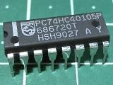 PC74HC40105P (1564ИР11)
