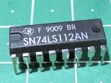 SN74LS112AN (555ТВ9)