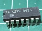 74LS27N  (555ЛЕ4)