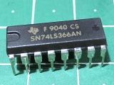 SN74LS366AN (555ЛН6)