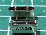 HC-49US 13,225 мГц