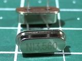 HC-49US 13,560 мГц