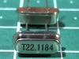 HC-49US 22,1184 мГц