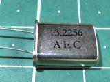HC-49U 13,2256 мГц