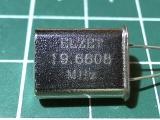 HC-49U 19,6608 мГц