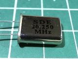 HC-49U 20,250 мГц