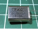 HC-49U 24,00014 мГц