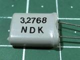 HC-49U 3,2768 мГц