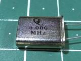 HC-49U 9,000 мГц