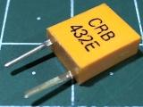 CRB 432 кГц