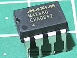 MAX660CPA+