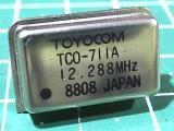 TCO-711A 12,288 мГц