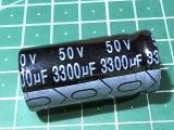 3300мкФ 50В Fujicon