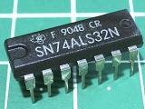 SN74ALS32 (1533ЛЛ1)