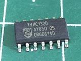 74HC132D (1564ТЛ3)