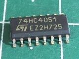 74HC4051D