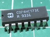 CD74HCT73E