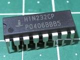 HIN232CP (MAX232N)