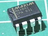 MAX882CPA+